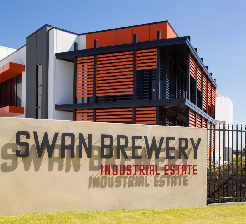 Swan Brewery Industrial Estate