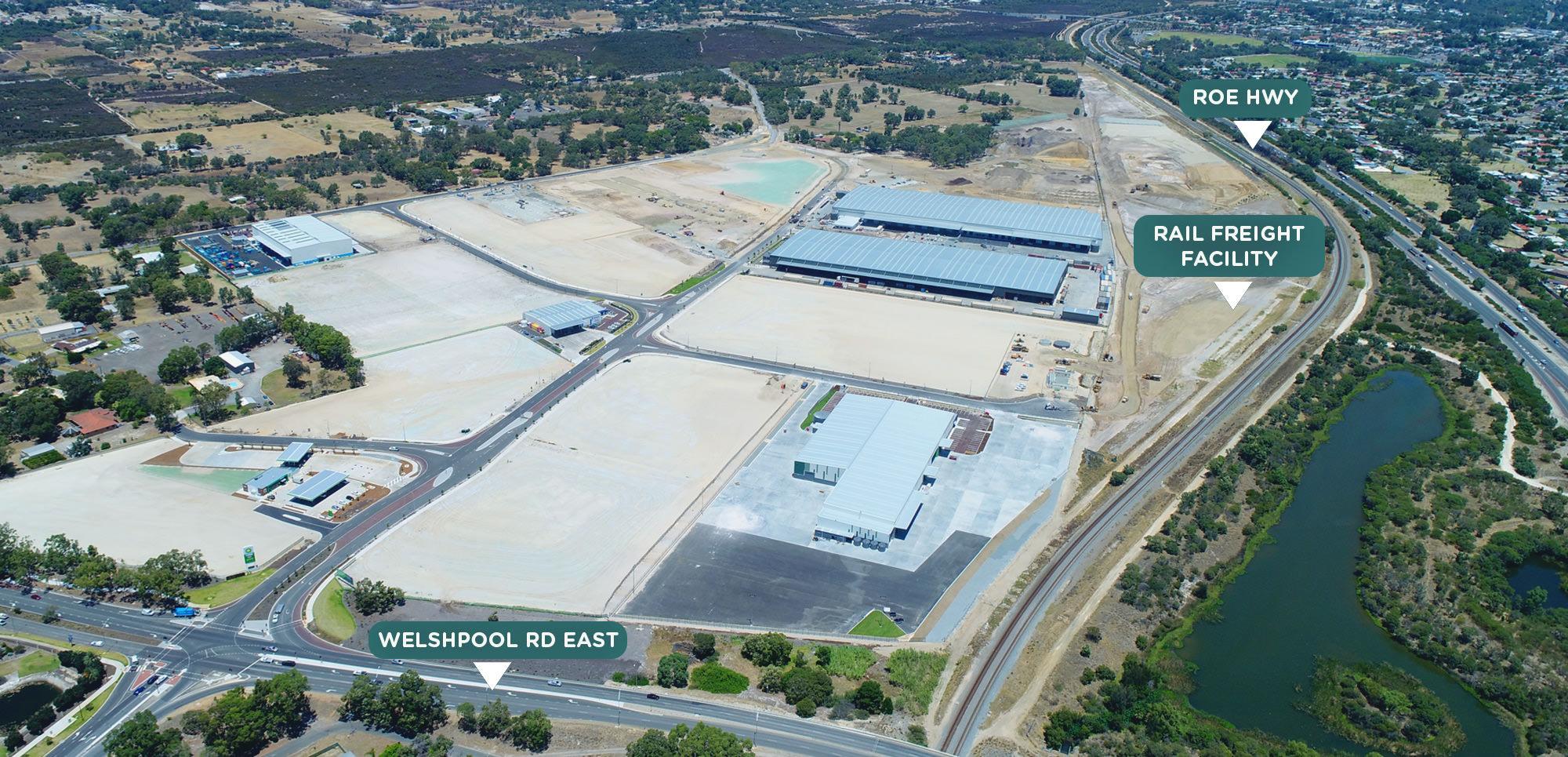 roe highway logistics park